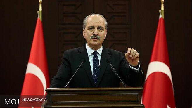 سخنگوی دولت ترکیه: اروپا به تعهدات خود عمل کند