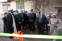 افتتاح دومین مسجد روستای قوری قلعه شهرستان روانسر