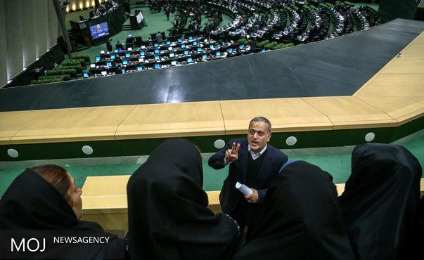 وصول ۵۶ طرح و لایحه در صحن علنی مجلس صورت گرفت