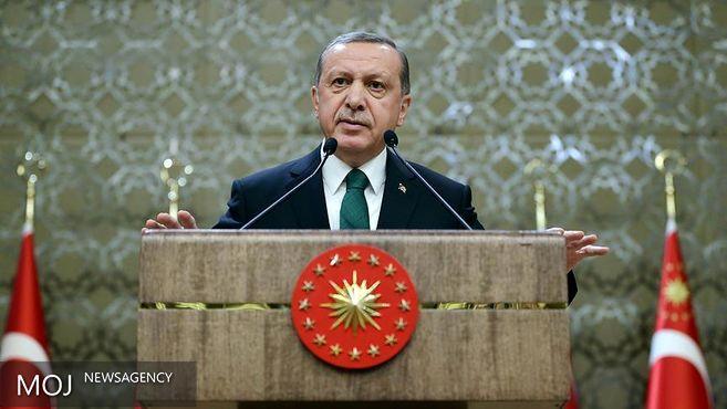 اردوغان: هر شهروندی با جریان فتو همکاری کند خائن است