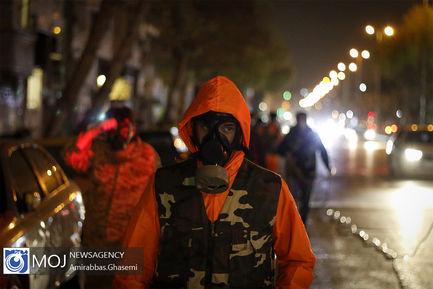 گند زدایی و ضد عفونی محله هاشمی