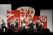 اجرای دو گروه آذری/ گلایه عاشیق اسکندری از فراموش شدن موسیقی آذری