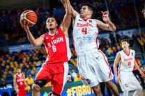 چهار تیم نخست بسکتبال جوانان مشخص شدند / رقابت ایران با کره برای سیزدهمی