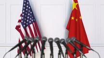 The new round of The US-China trade negotiations starts