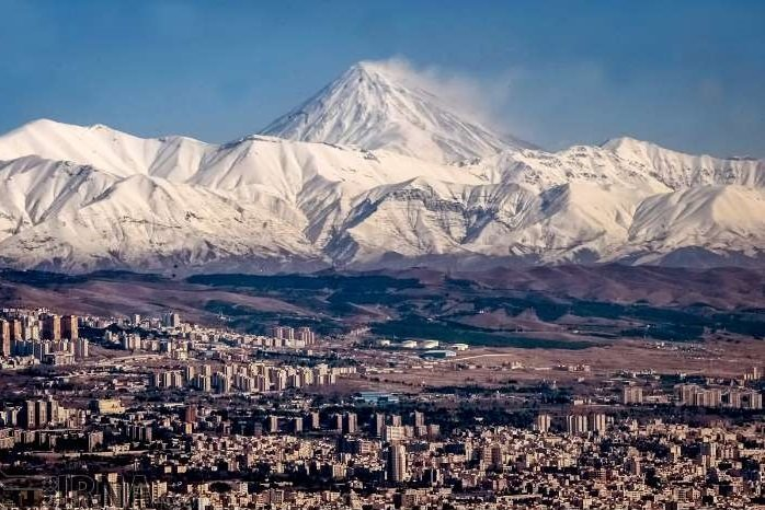 هوای تهران در 14 فروردین ماه سالم است