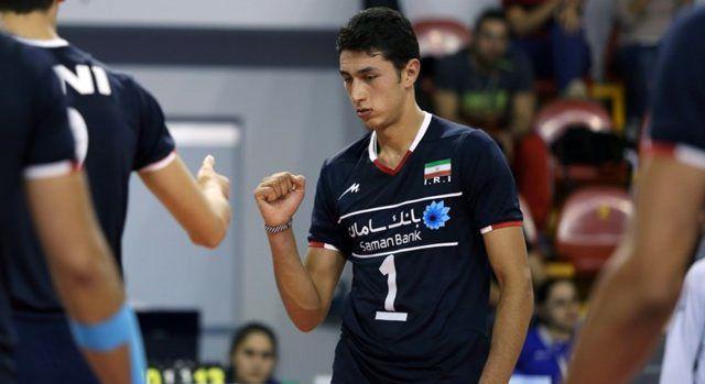آقچهلی امتیازآورترین بازیکن دیدار والیبال ایران و استرالیا