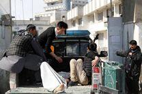 حمله راکتی به یک تجمع سیاسی در کابل
