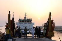ثبت 10 هزار نفر سفر دریایی بدون سانحه در بنادر غرب هرمزگان