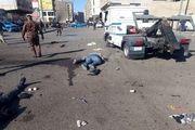 جزئیات وقوع ۲ انفجار تروریستی در بازاری در بغداد