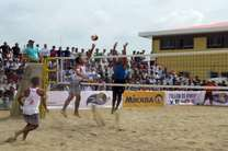 تور جهانی والیبال ساحلی هلند آغاز شد