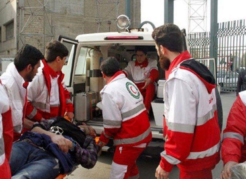 امدادرسانی هلال احمر اصفهان به 77 حادثه دیده