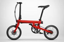 دوچرخه الکتریکی تاشو و ارزان + تصاویر