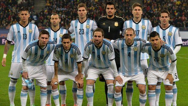 فهرست ۲۳ نفره تیم ملی فوتبال آرژانتین برای جام جهانی اعلام شد