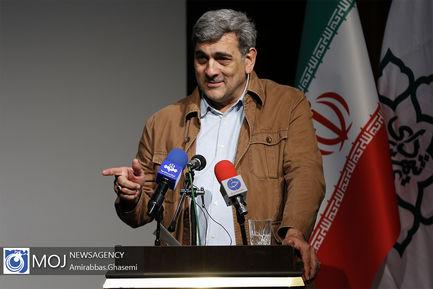 افتتاح دومین نمایشگاه دوچرخه شهری و حمل و نقل پاک / پیروز حناچی شهردار تهران