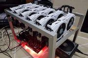 کشف۶۹۰۰ دستگاه ماینر جهت استخراج بیت کوین در تهران