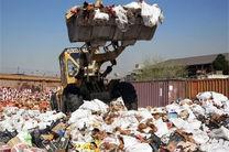 ایستگاه زباله شهرستان پارسآباد پاکسازی میشود