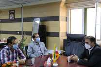 تاُمین پایدار گاز استان ایلام در سایه همکاری و تعامل دو شرکت محقق میشود