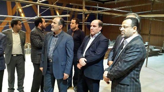 تعامل سازمان سینمایی و حوزه هنری در سالنسازی / سینما قدس تبریز با دو سالن باز میگردد