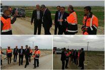 راههای خسارتدیده استان بوشهر ترمیم و بهسازی میشوند