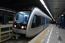 مرگ دلخراش زن جوان در پی برخورد با مترو
