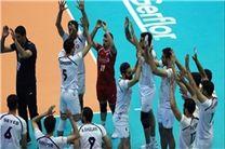قهرمانی والیبال مردان آسیا؛ بلندقامتان ایران حریفان خود را شناختند