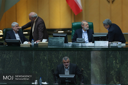 حجتی مجلس جلسه استیضاح محمود حجتی وزیر جهاد کشاورزی