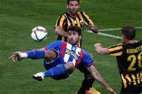 مذاکره ۲ باشگاه یونانی با پانیونیوس در مورد انصاریفرد