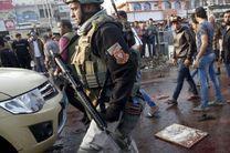 داعش مسئولیت انفجار در کاظمین را برعهده گرفت