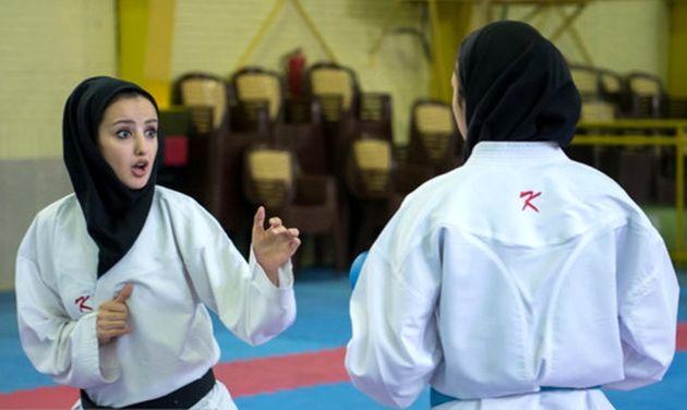بانوی گیلانی به عنوان مربی تیم ملی کاراته انتخاب شد