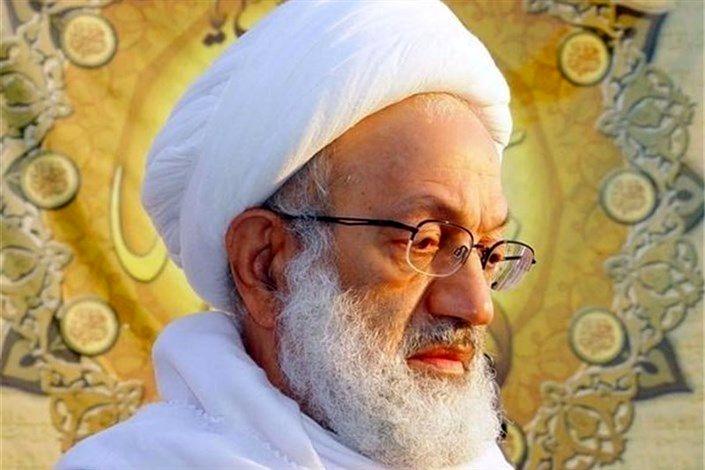 دیدار رهبر شیعیان بحرین با مراجع تقلید در قم