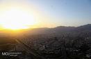 کیفیت هوای تهران ۲۷ مهر ۹۹/ شاخص کیفیت هوا به ۸۹ رسید