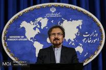 نشست خبری سخنگوی وزارت امورخارجه 16 مرداد96