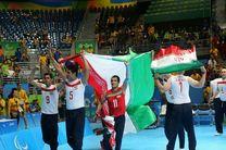تیم ملی والیبال نشسته مردان ایران قهرمان آسیا شد