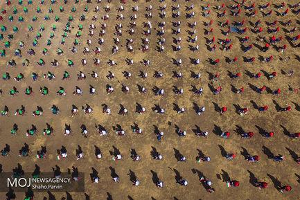 رزمایش+اقتدار+عاشورایی+بسیج+سپاهیان+محمد+رسول+الله+(ص)+در+کردستان