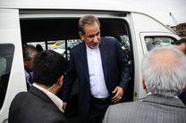معاون اول رئیس جمهور تبریز را به مقصد تهران ترک کرد