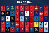 اسامی نامزدهای تیم منتخب یوفا در سال ۲۰۲۰ اعلام شدند