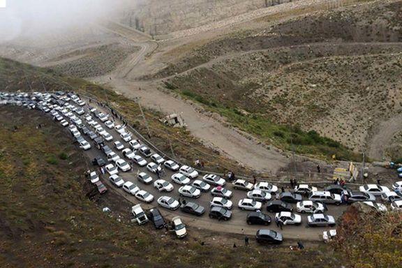 آخرین وضعیت جوی و ترافیکی جادهها در 20 اردیبهشت