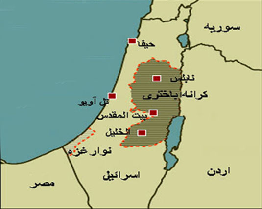طرح الحاق کرانه باختری از دستور کار تلآویو خارج شد