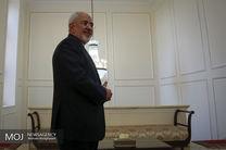 ظریف با معاون وزیر امور خارجه ژاپن دیدار کرد