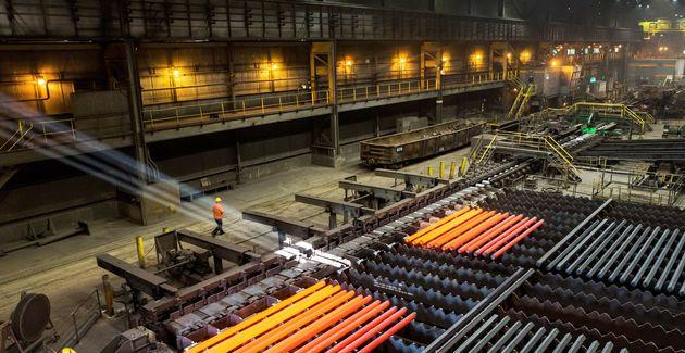 کاهش 7 درصدی مصرف آب در شرکت ذوب آهن اصفهان در سال 96