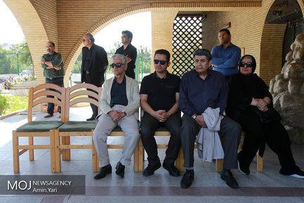 تشیع پیکر محمد عبادی
