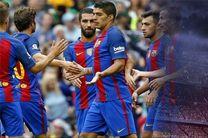 بارسلونا سلتیک را شکست داد