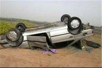 واژگونی خودروی حامل اتباع غیرمجاز در بلوچستان 2 کشته و 8 زخمی در پی داشت
