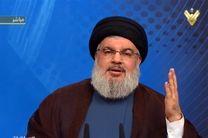 سخنرانی نصرالله به مناسبت روز جانباز