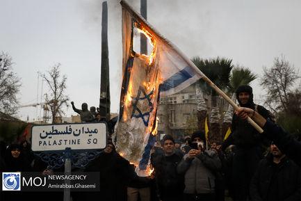 راهپیمایی+هیات_+های+مذهبی+در+پی+شهادت+سردار+سلیمانی