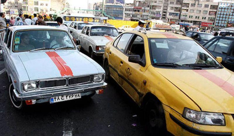 طرح تعویض تاکسی های فرسوده اجرا می شود