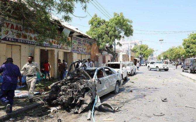 کشته شدن 50 سرباز سومالیایی در حمله الشباب به یک پایگاه نظامی