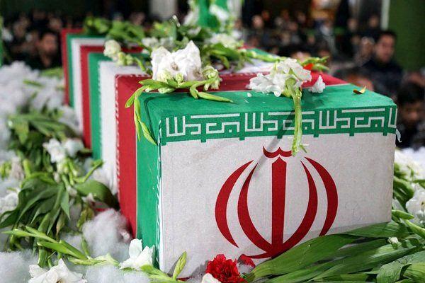 مراسم وداع و تشییع پیکر ۱۳۵ شهید گمنام دفاع مقدس برگزار می شود