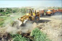 آزادسازی 2900 مترمربع زمین در پناهگاه حیات وحش موته