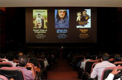 افتتاح جشنواره فیلم ایران در سریلانکا